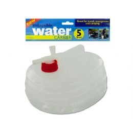 36 Units of Collapsible Water Carrier - Kitchen Gadgets & Tools