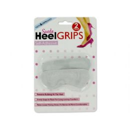 72 Units of Suede Heel Grips - Footwear Accessories