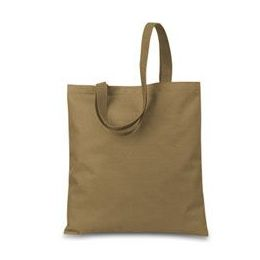 48 Units of Small Tote - Khaki - Tote Bags & Slings