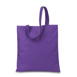 48 Units of Small Tote - Lavender - Tote Bags & Slings