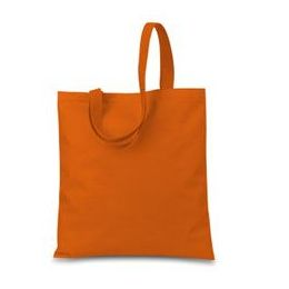 48 Units of Small Tote - Orange - Tote Bags & Slings
