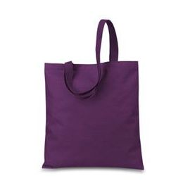 48 Units of Small Tote - Purple - Tote Bags & Slings