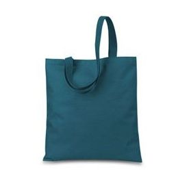 48 Units of Small Tote - Tuquoise - Tote Bags & Slings