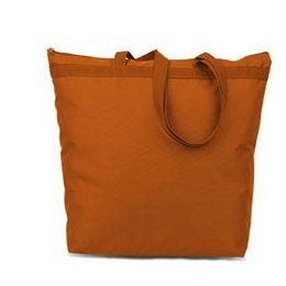 48 Units of Large Tote - Burnt Orange - Tote Bags & Slings