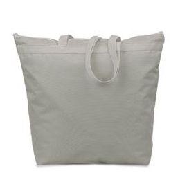 48 Units of Large Tote - Grey - Tote Bags & Slings