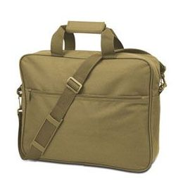 24 Units of Convention Briefcase - Khaki - Lunch Bags & Accessories