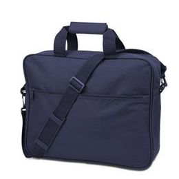 24 Units of Convention Briefcase - Navy - Lunch Bags & Accessories