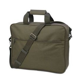 24 Units of Convention Briefcase - Olive - Lunch Bags & Accessories