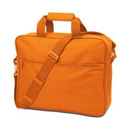 24 Units of Convention Briefcase - Orange - Lunch Bags & Accessories