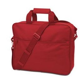24 Units of Convention Briefcase - Red - Lunch Bags & Accessories