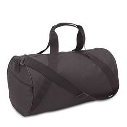 24 Units of Barrel Duffel - Black - Duffel Bags