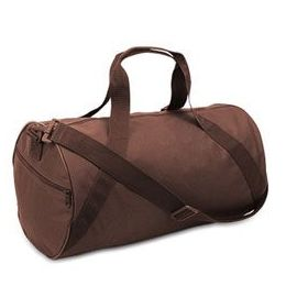 24 Units of Barrel Duffel - Brown - Duffel Bags