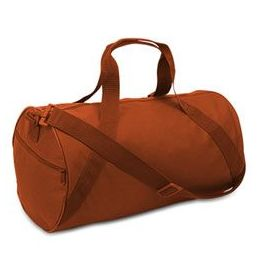 24 Units of Barrel Duffel - Burnt Orange - Duffel Bags