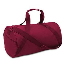 24 Units of Barrel Duffel - Cardinal - Duffel Bags