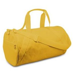 24 Units of Barrel Duffel - Golden Yellow - Duffel Bags