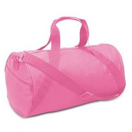 24 Units of Barrel Duffel - Hot Pink - Duffel Bags
