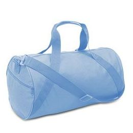 24 Units of Barrel Duffel - Light Blue - Duffel Bags