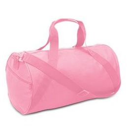 24 Units of Barrel Duffel - Light Pink - Duffel Bags