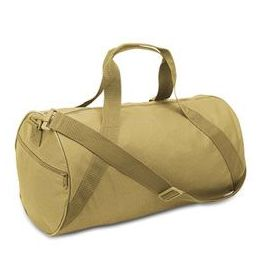 24 Units of Barrel Duffel - Light Tan - Duffel Bags