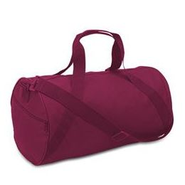 24 Units of Barrel Duffel - Maroon - Duffel Bags