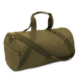 24 Units of Barrel Duffel - Olive - Duffel Bags