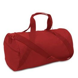 24 Units of Barrel Duffel - Red - Duffel Bags