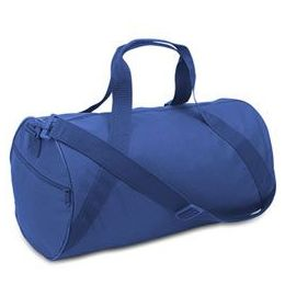 24 Units of Barrel Duffel - Royal - Duffel Bags
