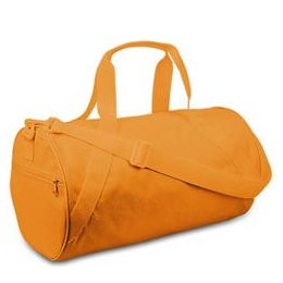 24 Units of Barrel Duffel - Safety Orange - Duffel Bags