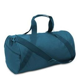 24 Units of Barrel Duffel - Turquoise - Duffel Bags