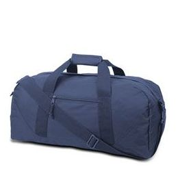 12 Units of Large Square Duffel - Navy - Duffel Bags