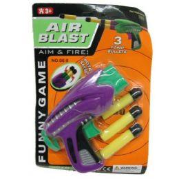 72 Units of Air Blast Foam Dart Gun - Toy Weapons