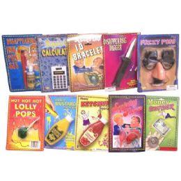 72 Units of Assorted Novelty Toys - Novelty Toys