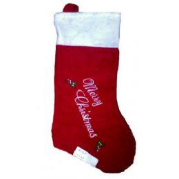 144 Units of Christmas Stockings - Christmas Stocking