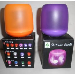 48 Units of Electronic Candles - Candles & Accessories