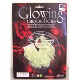 96 Units of Glow in the dark stickers - Glow In The Dark Items