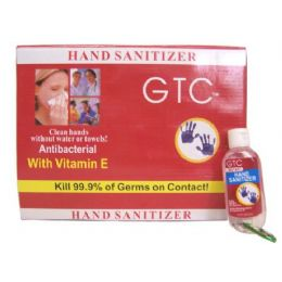 36 Units of GTC Hand Sanitizer - Hand Sanitizer