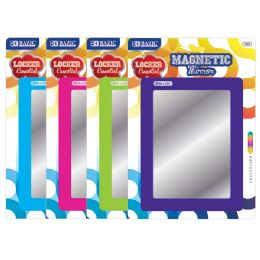 24 Units of Magnetic Locker Mirror - Wall Decor