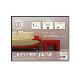"576 Units of 8.5"" X 11"" Front Loading Document Frame W/ Glass Cover - Picture Frames"