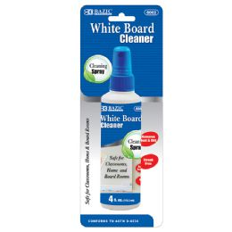 12 Units of 4 Oz. White Board Cleaner - Dry Erase