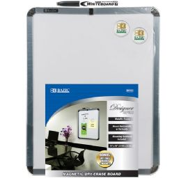 """12 Units of 11"""" X 14"""" Magnetic Dry Erase Board W/ Marker & 2 Magnets - Dry Erase"""