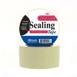 """36 Units of 1.88"""" X 54.6 Yards Clear Packing Tape - Tape"""