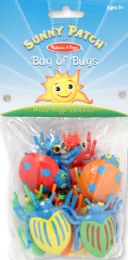6 Units of Bag Of Bugs - Baby Toys