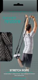 6 Units of Gaiam Restore Stretch Rope - Sporting and Outdoors
