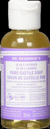 16 Units of Dr Bronner Lavndr Castl Soap - Soap & Body Wash
