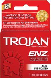8 Units of Trojan Reg 3's - Medical Supply