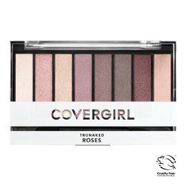 4 Units of Covergirl Trunaked Roses Eyeshadow Palette - Eye Shadow & Mascara