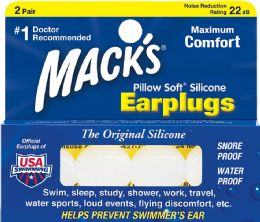 12 Units of Mack'S Earplugs 2Pr - Personal Care