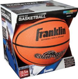 2 Units of Basketball Offic. Rubber Bxd - Seasonal Items