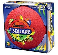 4 Units of Ball Four Square 8.5'' - Seasonal Items