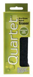 8 Units of Quartet DrY-Erase & Chalkboard Eraser - Erasers